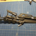 HGガンダムバルバトスルプス改造編③「オリジナル武器の作成」「ミキシング」【初心者が作るガンプラ】