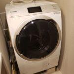 タオルがふかふかに!28万のパナソニックのドラム式洗濯機レビュー